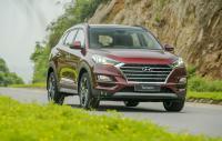 Hyundai Tucson 2019 ra mắt tại Việt Nam