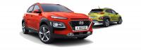 Giá lăn bánh xe Hyundai Kona 2019 tại Hà Nội