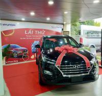 Thư cảm ơn Quý khách hàng đã tham dự sự kiện lái thử xe