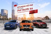 TC MOTOR hỗ trợ một phần phí trước bạ cho khách hàng mua xe Hyundai